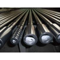 Granite Mining Rock Drill Rods / Extension Rock Drill Tools High Performance Manufactures