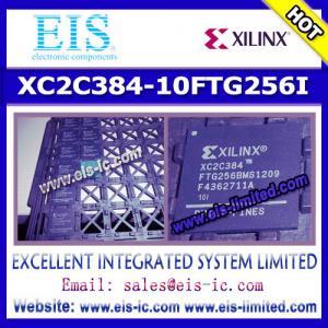 Cheap XC2C384-10FTG256I - XILINX - IC CPLD 384MC 9.2NS 256FTBGA - Email: sales009@eis-ic.com for sale