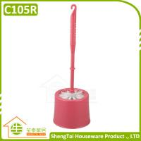 China Good Quality Toilet Bowl Brush With Hook on sale