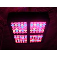 Quality Fan Cooling Double Chip Led Grow Light 600W / Red And Blue LED Grow Lights for sale