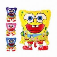 Helium Balloons with Cartoon Style, Perfect Decoration for Parties Manufactures