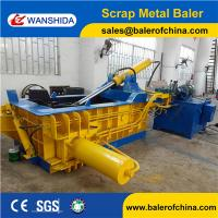 Cheap Y83-125 Chinese Hydraulic scrap metal press machine(Quality Guarantee) for sale