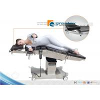 Multifunction Latest Hospital Operation Table , Surgical Medical Table with Control Panel Manufactures