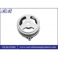 Produce Mold Firstly / Steel Mould High Pressure Casting Machining Aluminum Cover Lightweight Manufactures