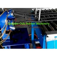 Cheap durale rubber insulation pipe production line rubber foam machine for sale