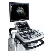 19 Inch High Resolution Color Doppler Ultrasound Machine 256 Gray Scales Manufactures