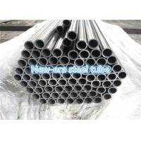 China Oiled Surface Low Carbon Cold Rolled Steel Tube A179 For Boiler / Heat Exchanger on sale