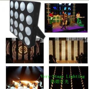 4*4 LED Matrix Blinder / Pix Panel /Stage Light Disco Light RGB 3-in-1 LED Matrix Manufactures