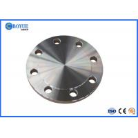 Forged Alloy 800 UNS N08800 Blind Pipe Flanges LJ Nickel Alloy Flanges Incoloy 800 Manufactures
