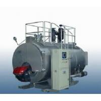 save fuel Industrial easy maintenance wear resistance Hot oil Natural Gas Steam Boiler Manufactures