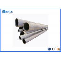 ASTM A179 SCH60 Hot Dip Galvanized Steel Tube Waterproof Custom Color Manufactures