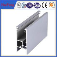 Oxidation aluminum alloy 6061/6063 windows and doors profiles aluminum extrusion Manufactures