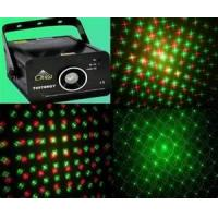 D-150RG dual heads Magic red and green beam laser light effect for Disco, Clubs, KTV, Pub Manufactures