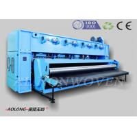 Glass Fiber Felt Pre - Needle Punching Machine 1500mm-6000mm 42.2kw Manufactures