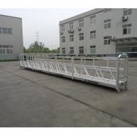 ZLP800 Aluminum suspended platform for building cleaning Manufactures