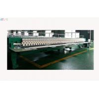 Mixed Auto curtain / Clothing Lace Embroidery Machine 6 needle 56 head Manufactures