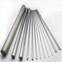 Tungsten Rod Carbide Rod Tungsten Round Bar Rod Used for Making End Mill Manufactures