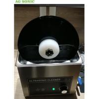 Portable Digital Ultrasonic Cleaner Lp Vinyl Record Stainless Steel 304 Material Manufactures