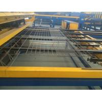 Buy cheap Diameter 1.8 - 5.5mm Fencing Wire Machine / Gabion Wire Mesh Machine For Wire from wholesalers