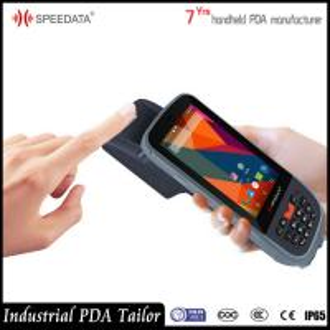 3G LTE Wristband Smart PDA  Mobile Rfid Reader with Fingerprint Scanner Manufactures