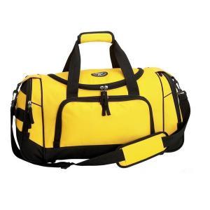OEM / ODM Foldable Duffel Bag Outdoor Heavy Duty Polyester / Carry On Duffel Bag