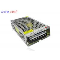 100W 5V DC Universal CCTV Power Supply Silver Color RoHS / CE Approval Manufactures