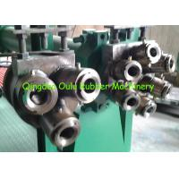 Cheap Electrical Control Rubber Processing Equipment Customized Extruder Head / Mould for sale