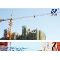 Cheap 8T Specifications QTZ80(5513) Manual Tower Crane Construction Cranes Tower for sale