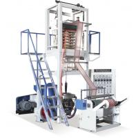 40*2 45*2 PE 700 DOUBLE COLOR FILM BLOWING MACHINE/extruder Manufactures