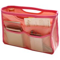 China 420D Polyester Clear Cosmetic Bags For Travel Multifunction 420D polyester coated on sale