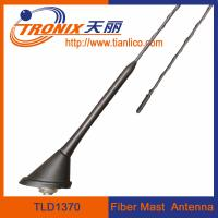 roof or rear deck mount fiber mast car antenna/ passive car am fm radio antenna TLD1370 Manufactures