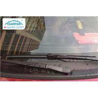 Banana Flat Wiper Blades Natural Rubber For U Hook Size 300 MM - 650 MM Manufactures