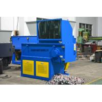 Buy cheap Extrusion Head Material Shredder Machine , Single Shaft , 37KW / 50HP Power from wholesalers