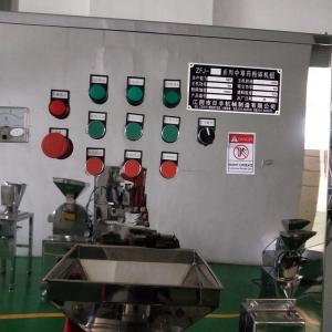tea leaf grinding machine/ Chinese dried herb grinder/commercial spice grinder Manufactures