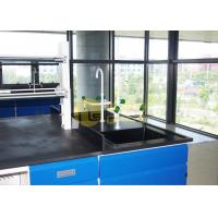 Monolithic chemical resistant table tops / laboratory work benches Manufactures