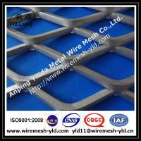 Powder coated heavy duty expanded metal for walkway,ramp,metal sheet Manufactures