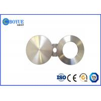"""ASME B16.48 Spacer Ring Paddle Blind Flange Hastelloy B3 Forged 3"""" For Industry Manufactures"""