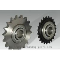 Harvester Quenching Chain Sprocket Wheel With Blackened Technique Hole Manufactures