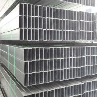 China factory price mill exporter 20X40mm Pre-Galvanized Steel Tube for Desk Furniture Manufactures