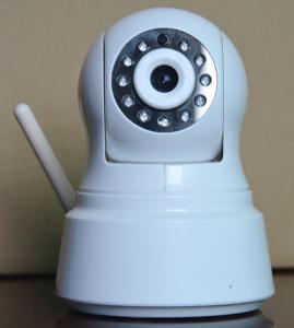 China Wireless Security CCTV HD PTZ IP Camera Wifi , P2P / PnP IP Network Camera on sale