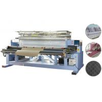 Buy cheap Speed 750RPM Computerized Quilting Embroidery Machine Embroidery Quilting from wholesalers