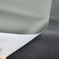 1.0mm Thickness Oem PVC Artificial Leather Width 140cm Manufactures