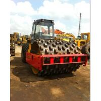 China CA30D Dynapac used sheepsfoot roller on sale