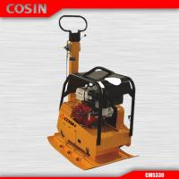 China COSIN CMS330 wacker plate compactor consctruction machine on sale