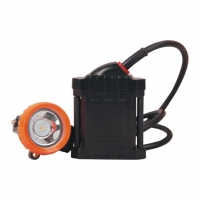 Buy cheap KLW5LM (A) Methane Alarm LED Miners Cap Lamp from wholesalers