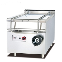 Removeable Door Stainless Steel Gas Commercial Tilting Braising Pan Manufactures