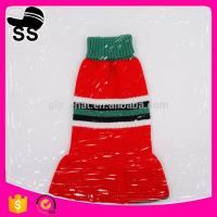 2017 95%Acrylic 5%Spandex 16inch 60g Autumn Winter Pet Sweater And Accessories Kitty Gown Manufactures