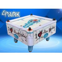 4 Player Kiddies Amusement Video Arcade Game Machines Coin Operated / Air Hockey Table Manufactures