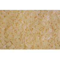 Yellowish Coated EVA Paper Hot Melt Glue Pellets For Bookbinding Granule Manufactures