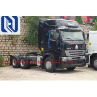 China Sinotruk Howo 6x4 Timber Cargo Truck With Air conditioner / Logging Transporter on sale